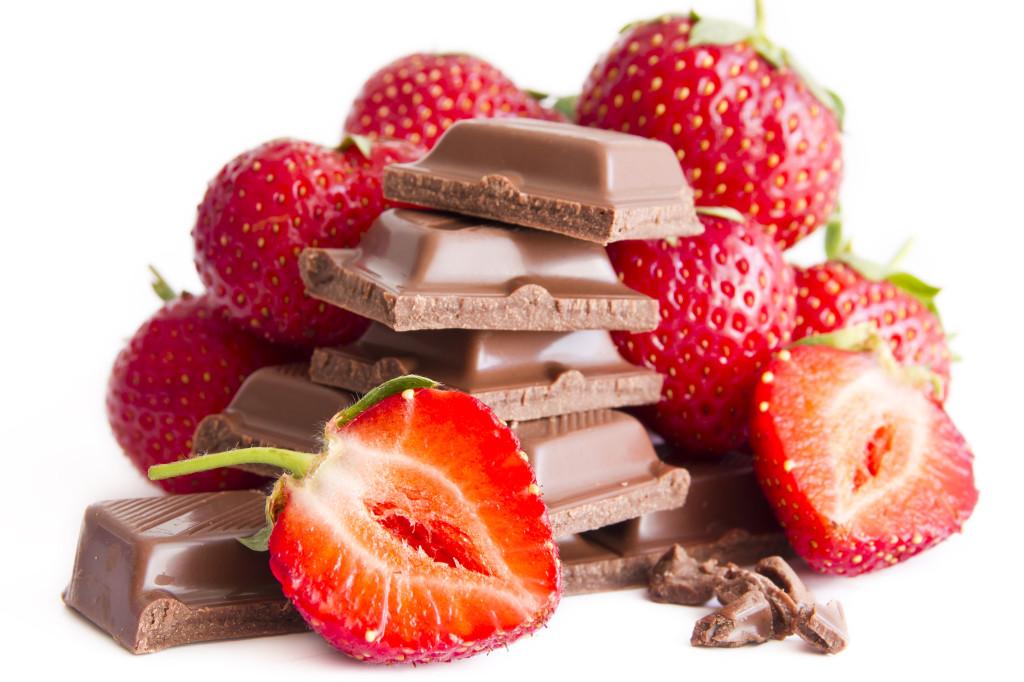 Šokolādes fondjū | DāvanuServiss.lv